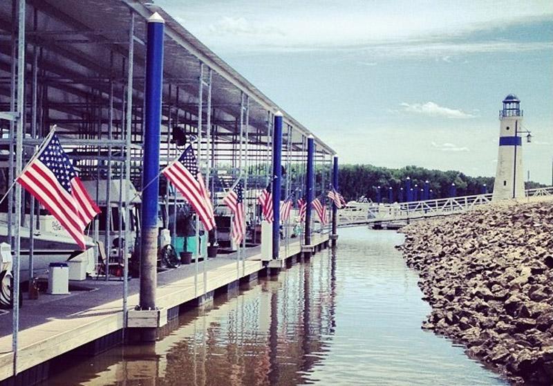 Clinton Docks
